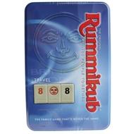 Rummikub Tin Mini 拉密(鐵盒) NO.1520 拉密數字磚塊牌/一盒入{促780} 拉米牌遊戲 桌遊 拉密牌 以色列麻將 拉密數字牌~佳0542001