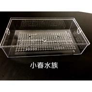 (小春水族)滴流盒 便當盒【上部過濾器】滴流盒(30*17*7公分)多層式培菌滴流槽專用