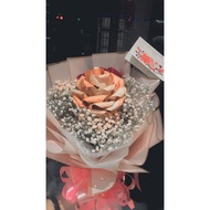 Money bouquet / Surprise/Birthday/Gift/Anniversary/bunga ros duit