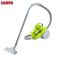 【全球家電網】SAMPO聲寶 350W免紙袋吸力不減吸塵器 EC-PB35CY