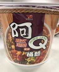 阿Q桶麵-韓式泡菜 風味(12碗/箱)【超商取貨 限購1箱】