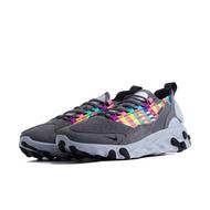 【NIKE 耐吉】REACT SERTU 灰色 彩色拼接 輕量 男鞋(AT5301-004)