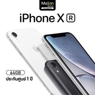 apple Iphone XR 64GB (TH) ศูนย์ไทย เครื่องใหม่แท้ ประกันศูนย์ 1 ปี ไอโฟน แอ๊ปเปิ้ล ออกใบกำกับภาษีได้ รองรับทุกระบบ
