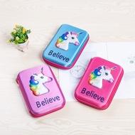 3D Smiggle Unicorn Pencil Case Box