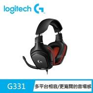 【Logitech G】G331 電競耳機麥克風