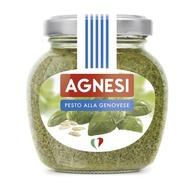 Agnesi Pesto Sauce Alla Genovese [12 x 185g]