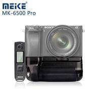 【Meike 美科】SONY A6500 Pro 垂直手把(附遙控器)