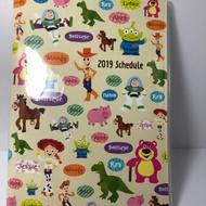 玩具總動員 Toy Story 正版 年曆本 日本購回 現貨 當日寄出