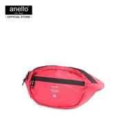 กระเป๋าคาดเอว anello REG W-Proof Waistbag OS-N019