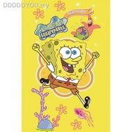◕CHINA import Jigsaw Puzzles 1000PCS Adult puzzle Spongebob