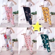 plus size cotton spandex pajama sleepwear pants for women design choose