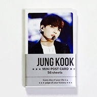 BTS JUNGKOOK Solo Photocards 56pcs