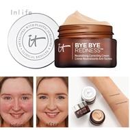 It Cosmetics Bye Bye中和修復霜遮瑕液粉底液化妝美容