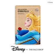韓國The Face Shop x迪士尼公主聯名款面膜