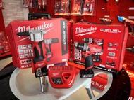 Milwaukee Combo Set  M12-FPD-602C & M12-BPRT-0C Gen II Percussion Drill & Brushed Rivet Tool