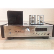 出售LA Audio M-2真空管擴大機,供能正常。