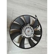 BENZ W210 水箱風扇 風扇馬達