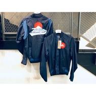 ADIDAS VRCT TOKYO 運動外套 深藍 東京富士山 拉鍊口袋 刺繡 男款 FI4030