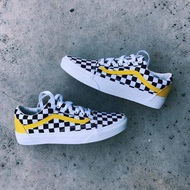 vans_old skool Checkerboard casual shoes canvas shoes vans_couple shoes