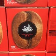 好市多Costco-鮮一杯老舊金山原味拿鐵咖啡20g*125包(三合一)
