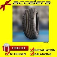 Accelera PHI-R tyre tayar tire (with installation)205/45R17 215/45R17 215/50R17 215/55R17 225/45R17