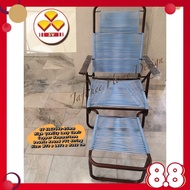 JFH 3V SLC704D 25mm Pipe Lazy Chair String/Relax Chair/Leisure Chair With Head Support  & Double Round PVC String