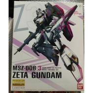 現貨B MG Z鋼彈3號機 MSZ-006-3 粉紅色 機動戰士 限定版 ZETA 卡繆 阿姆羅 Z 3 Z3