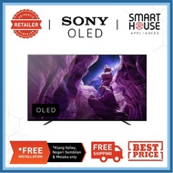 """FREE SHIPPING BEST OFFER SONY 65"""" A8H OLED 4K Ultra HD High Dynamic Range (HDR) Smart TV (Android TV) KD65A8H"""