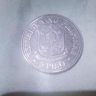 1975 5 Peso Coin Ang Bagong Lipunan
