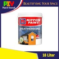 Nippon Paint Weatherbond (Page 2) Exterior Wall Paint / Cat Luar Dinding Rumah 18L - 18 Liter