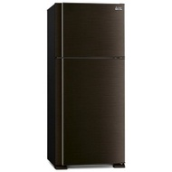 Mitsubishi 385L 2 Door Fridge MR-F42EG-BRW-P (Brown)