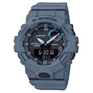 G-SHOCK 戶外風格大地色系主題藍芽雙顯錶-灰藍色(GBA-800UC-2A)/54.1mm
