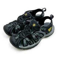 【LOTTO】 專業護趾運動涼鞋 冒險者系列 迷彩黑 6110 男