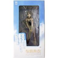 二手《日版》 FREEing B-Style 青春豬頭少年 櫻島麻衣 兔女郎 Ver. 1/4 比例模型 PVC 公仔