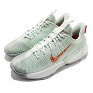 Nike 籃球鞋 Ambassador XIII 運動 男鞋 明星款 LBJ 氣墊 避震 包覆 球鞋 綠 米白 CQ9329300 CQ9329-300