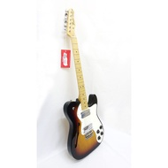 立昇樂器 Fender Classic Player Tele Thinline Deluxe 3TSB 電吉他 墨廠