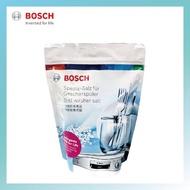 【BOSCH 博世】洗碗機專用鹽/軟化鹽/洗碗鹽(1kg袋裝)