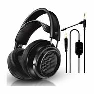 Philips 耳罩式耳機 X2HR 50mm大功率驅動器 [2美國直購]