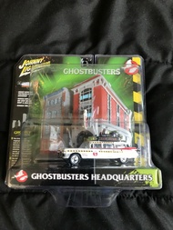Johnny Lightning cars 1/64 Ghostbusters headquarters collection