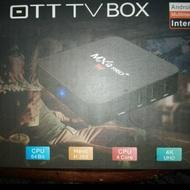MXQ PRO+ 2G+16G S905X 4K 電視盒