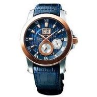 SEIKO นาฬิกา  Premier Kinetic Novak Djokovic Special Edition SNP126P1 Auto relay