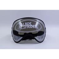 新款 新一代 二代 Blade Rider Helmet 山車鏡片 外掛式鏡片