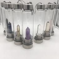 艷婉珠寶天然能量水晶柱 水療杯 水晶能量杯