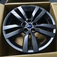 Subaru WRX 16年式原廠18吋ENKEI鋁圈  輪框   售單顆