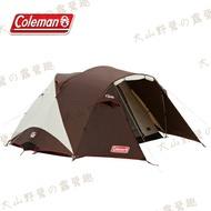 【露營趣】Coleman CM-27281 氣候達人BREATHE圓頂帳/300Ⅳ 6~8人帳篷 家庭帳篷 露營帳篷