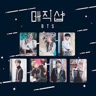 7Pcs Poster Kpop BTS 2019 5th muster Photocards Bangtan Boys Lomo Card