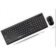 無線鍵盤滑鼠套裝 防水超薄無線套件-5601007