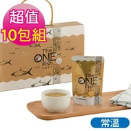 【全漁淬】滴魚精虱目魚精禮盒10包/盒(60ML)