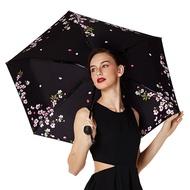 Banana 小黑傘   五折  晴雨傘 男女防曬防紫外線 遮陽傘 香蕉傘下 雨傘 口袋傘- 芳菲