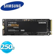 Samsung 970 系列 970 EVO Plus SSD-250GB